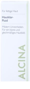 Alcina For Oily Skin Fluido de ervas  para pele radiante