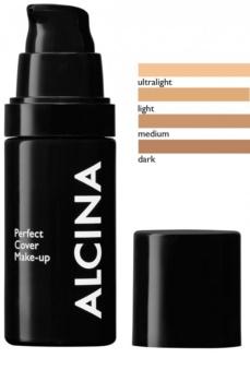 Alcina Decorative Perfect Cover Foundation  voor Egalisatie van Huidtint