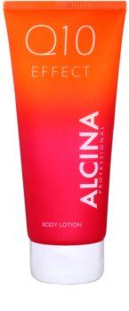 Alcina Q10 Effect testápoló tej hidratáló hatással