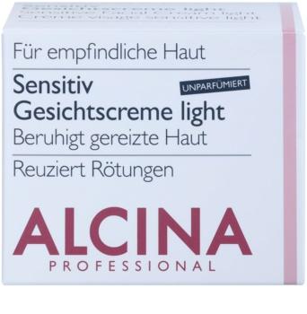 Alcina For Sensitive Skin tonic usor pentru a calma si intari pielea sensibila