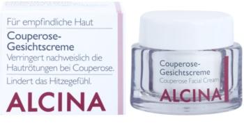 Alcina For Sensitive Skin krema za učvršćivanje za prosirene i ispucane vene