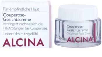 Alcina For Sensitive Skin posilující krém na rozšířené a popraskané žilky