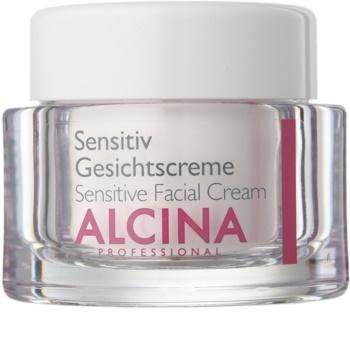 Alcina For Sensitive Skin nyugtató arckrém