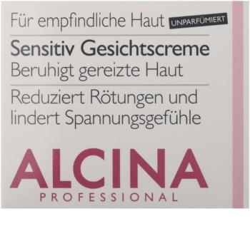 Alcina For Sensitive Skin crema de fata calmanta