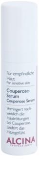 Alcina For Sensitive Skin sérum pro redukci žilek a začervenání pleti