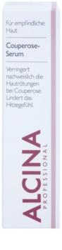 Alcina For Sensitive Skin sérum pre redukciu žiliek a začervenania pleti