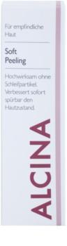 Alcina For Sensitive Skin Gentle Enzymatic Scrub