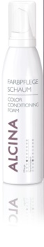 Alcina Special Care mousse pour cheveux colorés