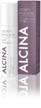 Alcina Special Care emulzija za valovite lase