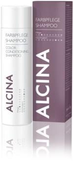 Alcina Special Care shampoing pour cheveux colorés