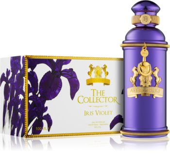 Alexandre.J The Collector: Iris Violet Eau de Parfum για γυναίκες 100 μλ