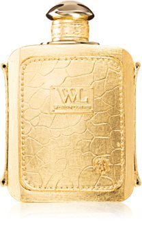 alexandre j western leather gold skin