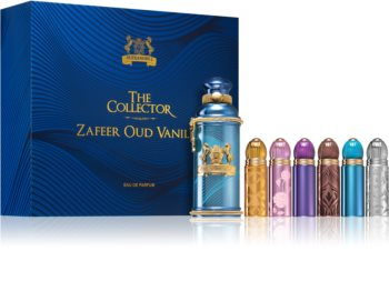 Alexandre.J The Collector: Zafeer Oud Vanille poklon set I. uniseks