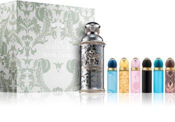 Alexandre.J The Collector: Silver Ombre set cadou