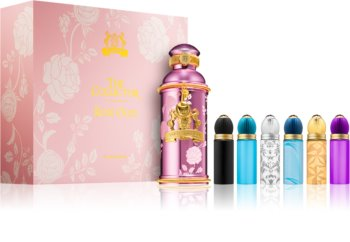 Alexandre.J The Collector: Rose Oud coffret cadeau I.