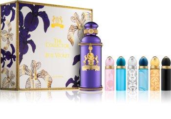 alexandre j the collector - iris violet woda perfumowana 100 ml  zestaw