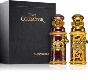 alexandre j the collector - golden oud woda perfumowana 30 ml  zestaw