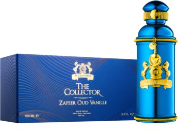 Alexandre.J The Collector: Zafeer Oud Vanille Eau de Parfum unissexo 100 ml