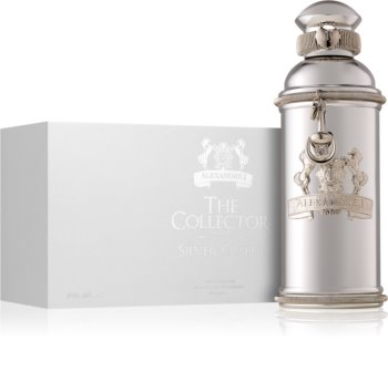 Alexandre.J The Collector: Silver Ombre Eau de Parfum unissexo 100 ml