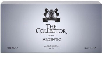 Alexandre.J The Collector: Argentic Eau de Parfum unisex 100 ml