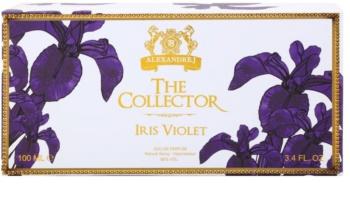 Alexandre.J The Collector: Iris Violet eau de parfum nőknek 100 ml