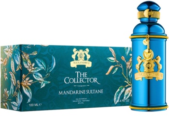 Alexandre.J The Collector: Mandarine Sultane Eau de Parfum unissexo 100 ml