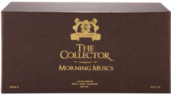 Alexandre.J The Collector: Morning Muscs parfémovaná voda unisex 100 ml