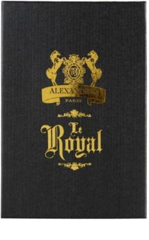 Alexandre.J Le Royal eau de parfum pentru bărbați 60 ml