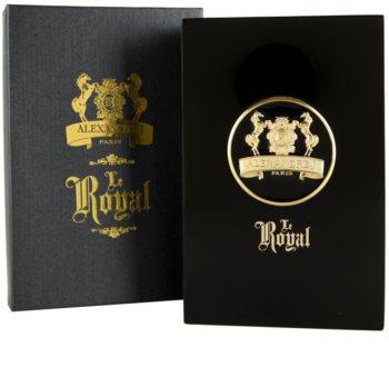 Alexandre.J Le Royal eau de parfum per uomo 60 ml
