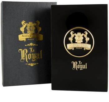 Alexandre.J Le Royal eau de parfum pour homme 60 ml