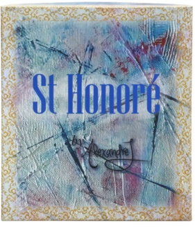 Alexandre.J Ultimate Collection: St. Honore Eau de Parfum para mulheres 50 ml