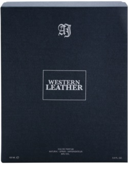 Alexandre.J Western Leather Black parfemska voda za muškarce 100 ml