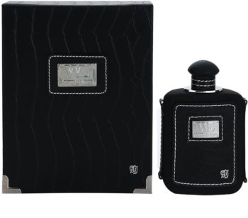 Alexandre.J Western Leather Black Eau de Parfum voor Mannen 100 ml