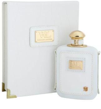 Alexandre.J Western Leather White Eau de Parfum para mulheres 100 ml