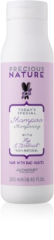 Alfaparf Milano Precious Nature Fig & Walnut Restructuring Shampoo For Hair Strengthening