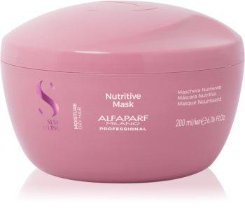 Alfaparf Milano Semi di Lino Moisture маска для волосся для сухого волосся