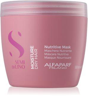 Alfaparf Milano Semi di Lino Moisture Masker  voor Droog Haar