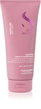Alfaparf Milano Semi di Lino Moisture Conditioner ohne Ausspülen für trockenes Haar