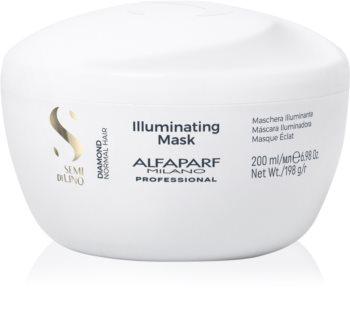Alfaparf Milano Semi di Lino Diamond Illuminating maszk a magas fényért