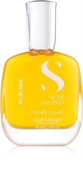 Alfaparf Milano Semi di Lino Sublime Cristalli spray per capelli per capelli brillanti e morbidi