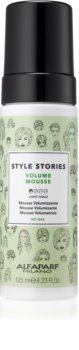 Alfaparf Milano Style Stories Volume Mousse Volumising Mousse