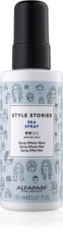 Alfaparf Milano Style Stories The Range Texturizing styling Spray für einen Strandeffekt