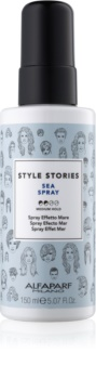 Alfaparf Milano Style Stories The Range Texturizing styling Spray für einen Strandeffekt