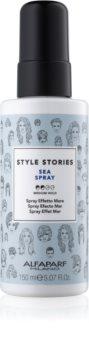 Alfaparf Milano Style Stories The Range Texturizing stylingový sprej pre plážový efekt