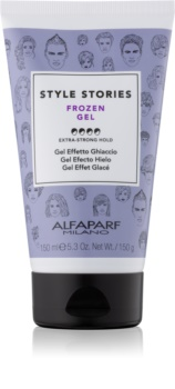 Alfaparf Milano Style Stories The Range Gel Hair Styling Frozen Effect Gel Extra Strong Hold