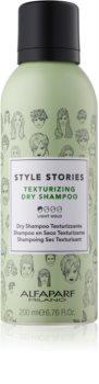 Alfaparf Milano Style Stories The Range Texturizing Volumising Dry Shampoo
