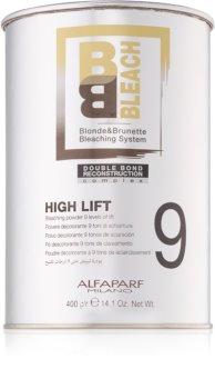 Alfaparf Milano B&B Bleach High Lift 9 púder pre extra zosvetlenie