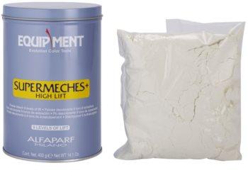 Alfaparf Milano Equipment poudre décolorante avec formation réduite en poudre