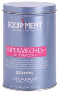 Alfaparf Milano Equipment Poeder voor Extra Verheldering  zonder Ammoniak
