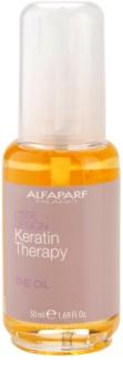 Alfaparf Milano Lisse Design Keratin Therapy olio nutriente per tutti i tipi di capelli